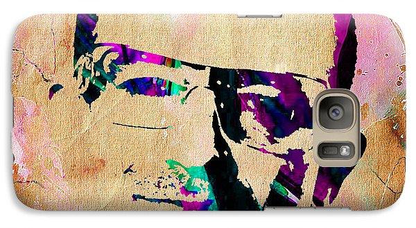 Bono U2 Galaxy Case by Marvin Blaine