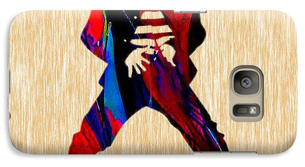 Elvis Galaxy Case by Marvin Blaine