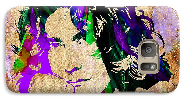 Robert Plant Collection Galaxy Case by Marvin Blaine