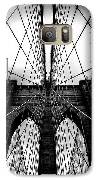A Brooklyn Perspective Galaxy Case by Az Jackson