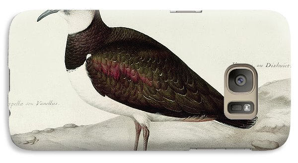 A Lapwing Galaxy Case by Nicolas Robert