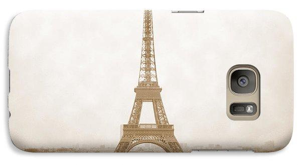A Walk Through Paris 5 Galaxy S7 Case by Mike McGlothlen