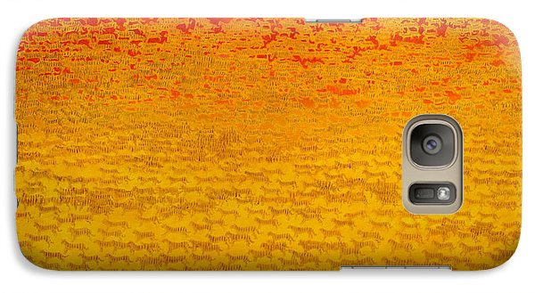 About 2500 Tigers Galaxy Case by Charlie Baird