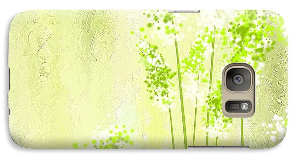 About Spring Galaxy Case by Lourry Legarde