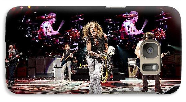 Aerosmith - Austin Texas 2012 Galaxy S7 Case by Epic Rights