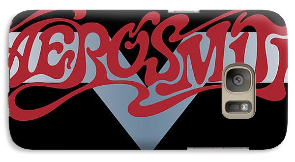 Aerosmith - Dream On Banner 1973 Galaxy S7 Case by Epic Rights