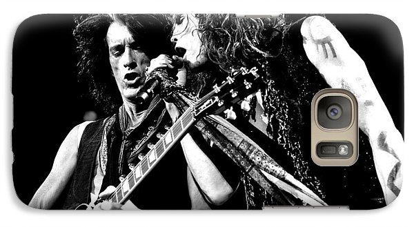 Aerosmith - Joe Perry & Steve Tyler Galaxy S7 Case by Epic Rights