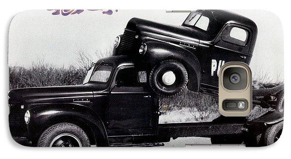 Aerosmith - Pump 1989 Galaxy S7 Case by Epic Rights