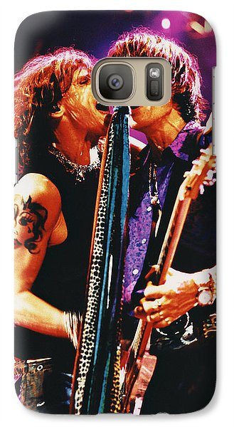 Aerosmith - Toxic Twins Galaxy S7 Case by Epic Rights