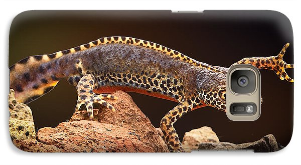 Alpine Newt Galaxy S7 Case by Dirk Ercken