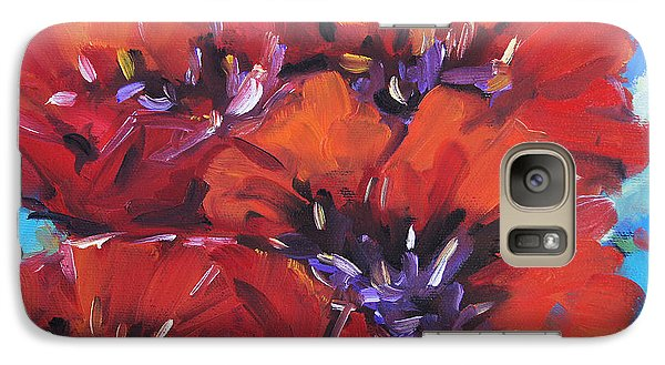 Amore By Prankearts Galaxy S7 Case by Richard T Pranke