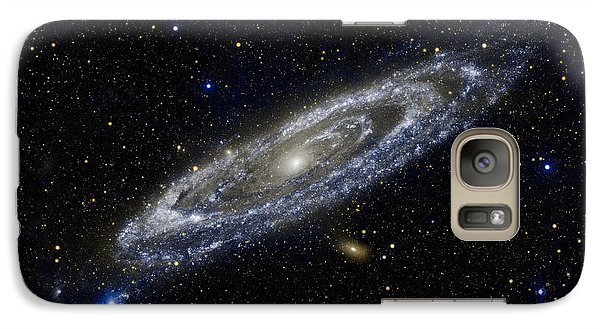 Andromeda Galaxy S7 Case by Adam Romanowicz
