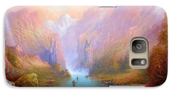 Anduin The Great River Galaxy S7 Case by Joe  Gilronan
