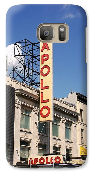 Apollo Theater Galaxy Case by Martin Jones