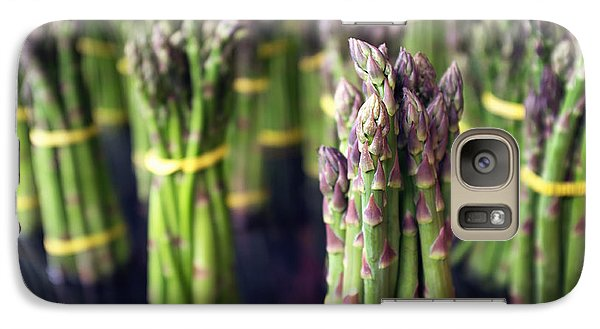 Asparagus Galaxy S7 Case by Tanya Harrison
