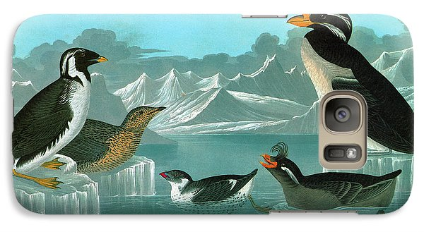 Audubon Auks Galaxy S7 Case by Granger