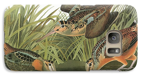 Audubon Woodcock Galaxy S7 Case by Granger