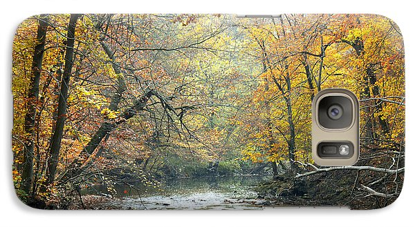 Galaxy Case featuring the photograph Autumn Fairmount Park Philadelphia Pennsylvania by A Gurmankin