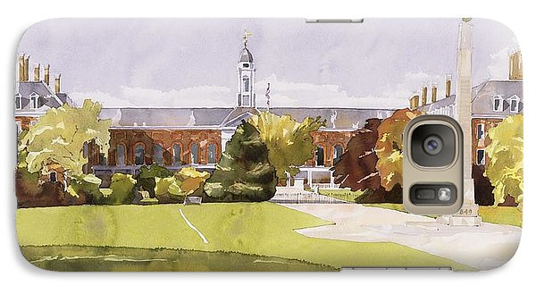 The Royal Hospital  Chelsea Galaxy S7 Case by Annabel Wilson