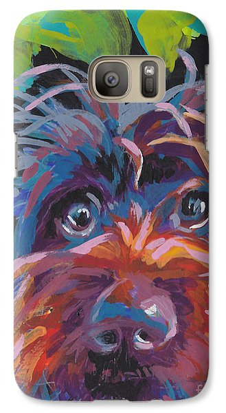 Bedhead Griff Galaxy S7 Case by Lea S