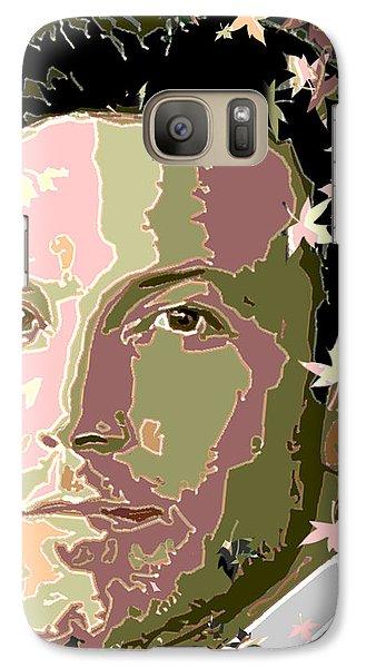Ben Affleck Galaxy Case by Dalon Ryan