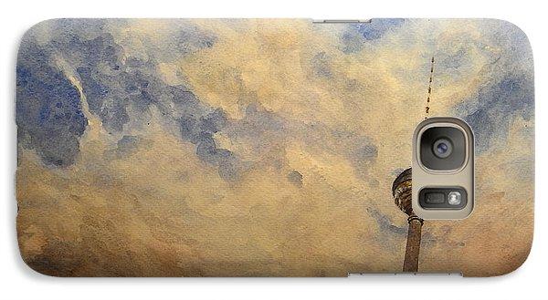 Berliner Sky Galaxy Case by Juan  Bosco