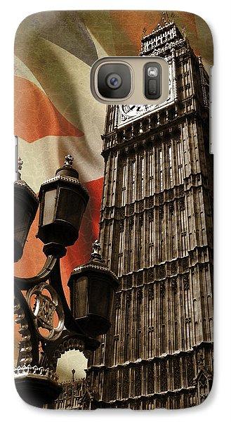 Big Ben London Galaxy Case by Mark Rogan