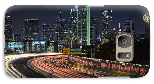 Big D Galaxy S7 Case by Rick Berk