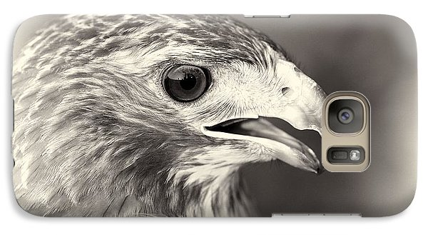 Bird Of Prey Galaxy Case by Dan Sproul