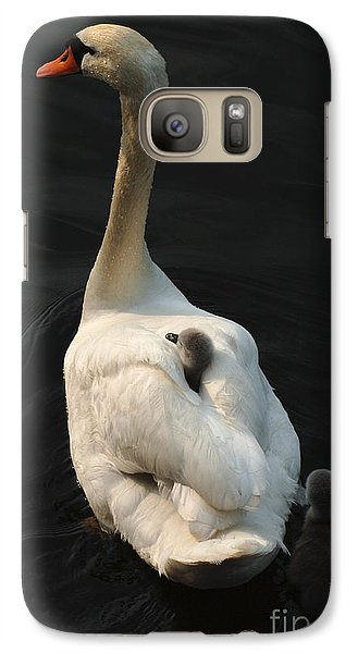 Birds Of A Feather Stick Together Galaxy S7 Case by Bob Christopher