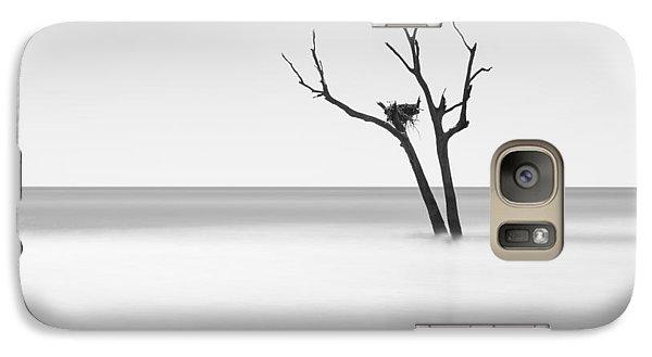 Boneyard Beach - II Galaxy Case by Ivo Kerssemakers