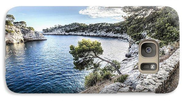 Calanque De Port Miou, France Galaxy S7 Case by Marc Garrido