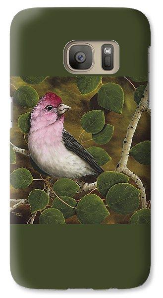 Cassins Finch Galaxy S7 Case by Rick Bainbridge