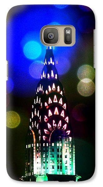 Celebrate The Night Galaxy S7 Case by Az Jackson