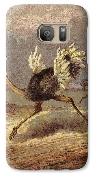 Chasing The Ostrich Galaxy Case by English School