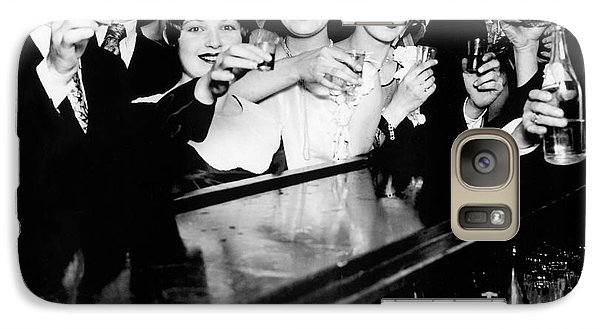 Cheers To You Galaxy Case by Jon Neidert