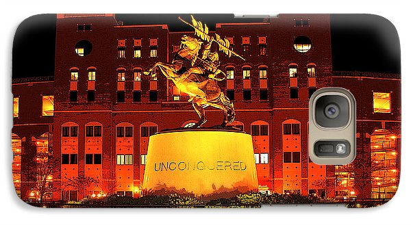 Chief Osceola And Renegade Unconquered Galaxy S7 Case by Frank Feliciano