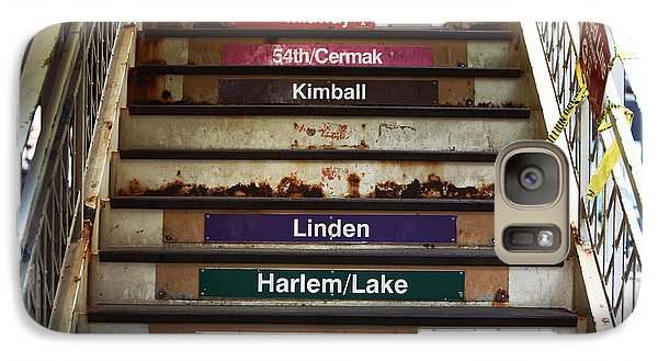 Chitown Destinations Galaxy Case by John Rizzuto
