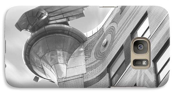 Chrysler Building 4 Galaxy Case by Mike McGlothlen