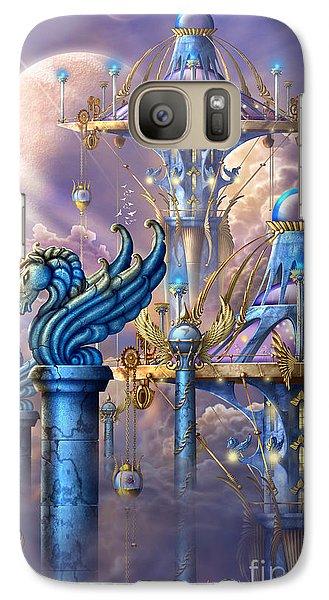 City Of Swords Galaxy S7 Case by Ciro Marchetti
