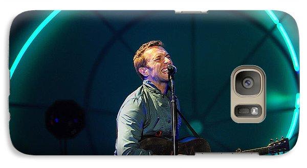 Coldplay Galaxy S7 Case by Rafa Rivas
