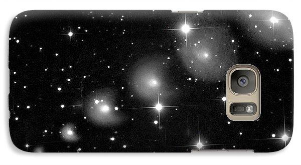 Comet 29p Schwassmann-wachmann Galaxy Case by Damian Peach