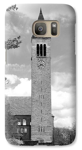 Cornell University Mc Graw Tower Galaxy Case by University Icons
