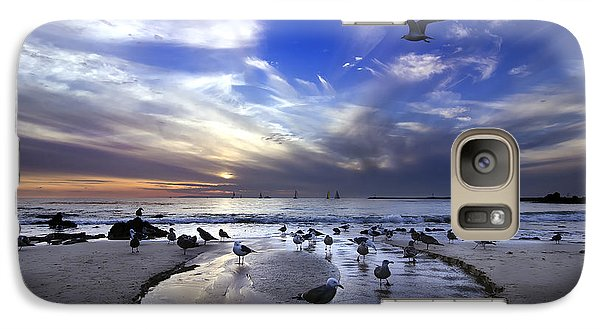 Corona Del Mar Galaxy Case by Sean Foster