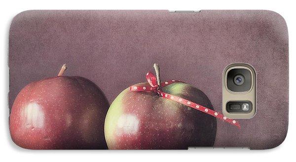 Couple Galaxy S7 Case by Priska Wettstein