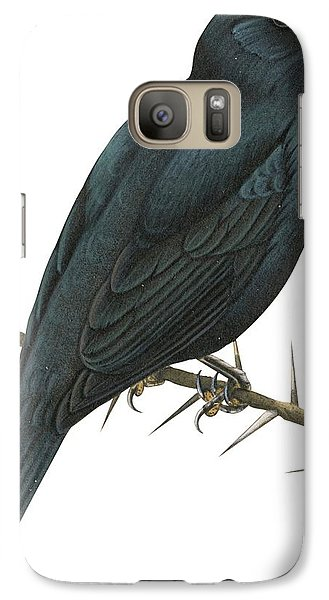 Cuckoo Shrike Galaxy Case by Anonymous