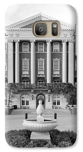 Culinary Institute Of America Roth Hall Galaxy S7 Case by University Icons