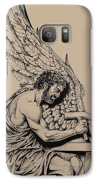 Daedalus Workshop Galaxy S7 Case by Derrick Higgins