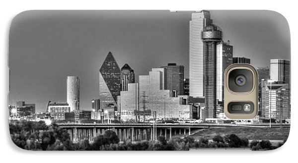 Dallas The New Gotham City  Galaxy S7 Case by Jonathan Davison