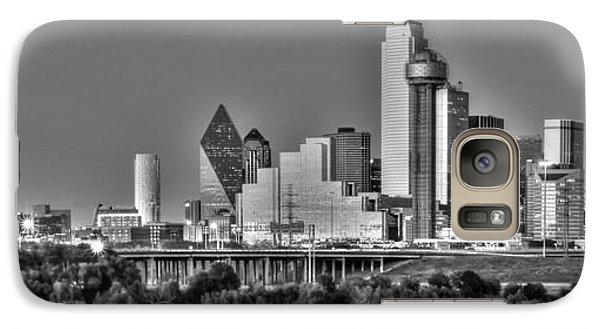 Dallas The New Gotham City  Galaxy S7 Case by Jonathan Davison